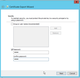 How to deploy Remote Desktop Services 2012 R2 Certificates